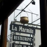 Foto tomada en La Marmite por Paula S. el 9/7/2013