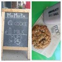 รูปภาพถ่ายที่ Moo Milk Bar โดย Roya เมื่อ 6/9/2013