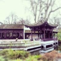 Das Foto wurde bei Chinesischer Garten von MaNOlo A. am 1/6/2013 aufgenommen