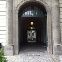 7/10/2013にLinda C.がHaus Beuth, Beuth Hochschule für Technik Berlinで撮った写真