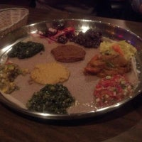 Photo prise au Ras Dashen Ethiopian Restaurant par Paul H. le11/13/2012