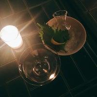 Das Foto wurde bei Made Hotel Lobby Bar von Najeong Sunny M. am 5/11/2018 aufgenommen