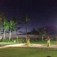 12/13/2012 tarihinde Katerina V.ziyaretçi tarafından Paradise Cove Luau'de çekilen fotoğraf