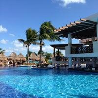 Das Foto wurde bei Excellence Playa Mujeres von BD am 12/22/2012 aufgenommen