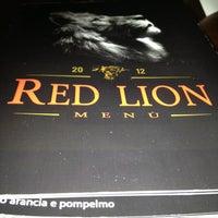 Foto scattata a Red Lion da Massimo R. il 1/28/2013