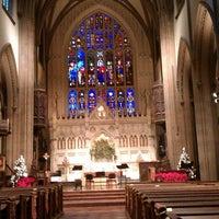 Foto tirada no(a) Trinity Church por Zakhar S. em 1/5/2013