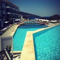 Foto scattata a Thor Luxury Hotel & SPA Bodrum da Pınar Sayar A. il 7/23/2013