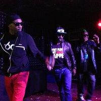 Das Foto wurde bei The Casbah von Sly L. am 12/27/2012 aufgenommen