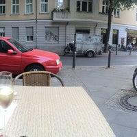 Das Foto wurde bei Café Jacques von Delano am 8/8/2015 aufgenommen