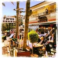 3/24/2013 tarihinde Faros B.ziyaretçi tarafından Vamos Beach'de çekilen fotoğraf