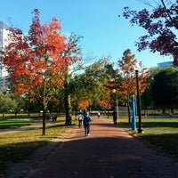 Foto scattata a Boston Common da Nishan M. il 10/17/2013