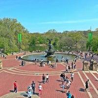 Foto scattata a Bethesda Fountain da Sherwyn L. il 5/9/2013
