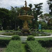 Das Foto wurde bei Saranrom Park von PLueMjAii C. am 6/24/2018 aufgenommen