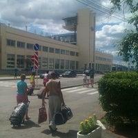 Снимок сделан в Международный аэропорт Курумоч (KUF) пользователем Максим Р. 7/19/2013