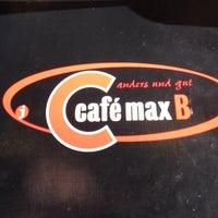 Das Foto wurde bei cafe max b. von Finn S. am 2/25/2014 aufgenommen