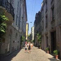 8/17/2017 tarihinde Hakan B.ziyaretçi tarafından Quadrilatero della Moda'de çekilen fotoğraf