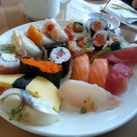 รูปภาพถ่ายที่ Nori Nori Japanese Buffet โดย Carissa G. เมื่อ 1/12/2013