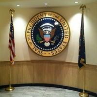 รูปภาพถ่ายที่ John F. Kennedy Presidential Library & Museum โดย Naomi B. เมื่อ 7/19/2013