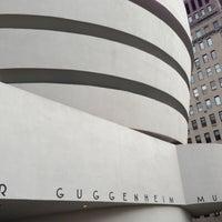 Foto tomada en Solomon R Guggenheim Museum por Marc S. el 4/13/2013