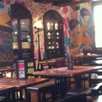 12/20/2012にSerena Y.がMax Brenner Chocolate Barで撮った写真