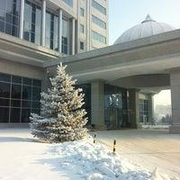 รูปภาพถ่ายที่ Rixos President Astana โดย Сергей М. เมื่อ 12/18/2012