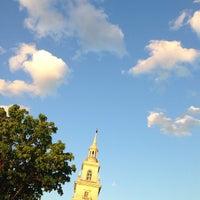Foto tirada no(a) Dorchester Heights Monument por Andrew S. em 5/17/2013
