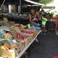Photo taken at Kihei Farmer's Market by Chilumba on 8/7/2018