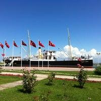 6/21/2013 tarihinde Serdarziyaretçi tarafından Bandırma Gemi Müze ve Milli Mücadele Açık Hava Müzesi'de çekilen fotoğraf