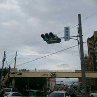蕨陸橋西交差点 - Intersection