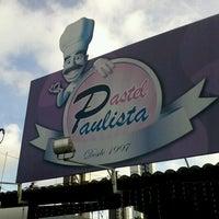 Das Foto wurde bei Pastel Paulista von Felipe N. am 1/3/2013 aufgenommen