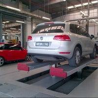 Al Nabooda Volkswagen Service Center - أم رمول - دبي, دبي
