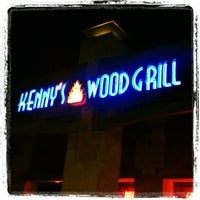 Photo taken at Kenny's Wood Fired Grill by Gordon B. on 10/19/2012