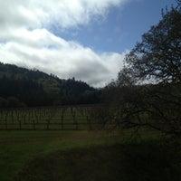 Das Foto wurde bei Yamhill Valley Vineyards von J. M. am 4/19/2013 aufgenommen