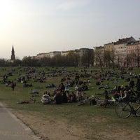 Снимок сделан в Görlitzer Park пользователем Nachholer 4/21/2013