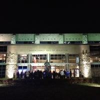 11/27/2012 tarihinde Ryan S.ziyaretçi tarafından Allen Fieldhouse'de çekilen fotoğraf