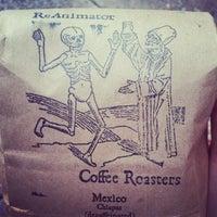 Foto scattata a ReAnimator Coffee da Jamie M. il 8/13/2013
