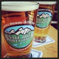 Foto diambil di Snake River Brewery & Restaurant oleh Taylor A. pada 8/2/2013