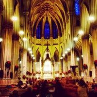 1/3/2013にPiRATEzTRYがセント・パトリック大聖堂で撮った写真