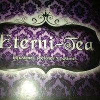 Das Foto wurde bei Eterni-Tea von Irad El Panda G. am 12/27/2012 aufgenommen