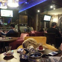 รูปภาพถ่ายที่ Cafe Marpuç โดย Şükrü Y. เมื่อ 3/17/2013