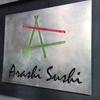 3/12/2013에 Arash M.님이 Arashi Sushi에서 찍은 사진
