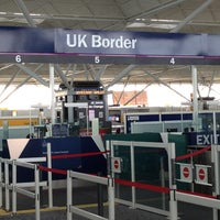 Foto diambil di London Stansted Airport (STN) oleh Filipe C. pada 2/28/2013
