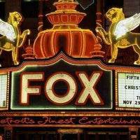Photo prise au The Fox Theatre par Eli J. le12/24/2012