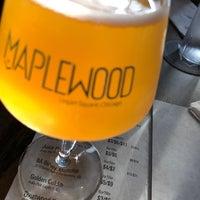 Foto tomada en Maplewood Brewery & Distillery por radstarr el 1/21/2018