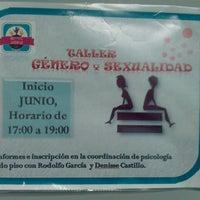 Photo prise au Instituto De La Juventud del Distrito Federal (INJUVE DF) par Andrés G. G. le9/4/2013