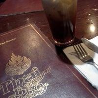 6/25/2013 tarihinde Flor M.ziyaretçi tarafından Thai Original BBQ & Restaurant'de çekilen fotoğraf