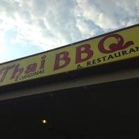 7/2/2013 tarihinde Flor M.ziyaretçi tarafından Thai Original BBQ & Restaurant'de çekilen fotoğraf