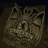 Photo taken at Angels Trumpet Ale House by Dave H. on 4/27/2013