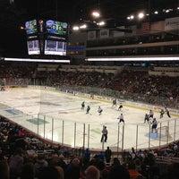 1/27/2013 tarihinde Giovanni G.ziyaretçi tarafından INTRUST Bank Arena'de çekilen fotoğraf