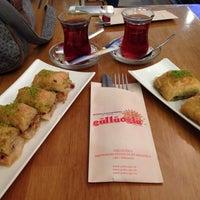 10/17/2013 tarihinde Zekiye E.ziyaretçi tarafından Güllüoglu'de çekilen fotoğraf
